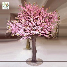 China UVG CHR055 Artificial Peach Blossom Tree decorative wedding landscaping 6ft high supplier