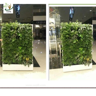 China UVG GRW013 Artificial Decorative Plants for living green wall office landscaping supplier