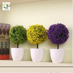 China UVG GP001 Decorative Grass in Pot Plants Ornaments Wedding Decoration Table Centerpiece supplier