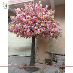 China UVG Event party supplier make artificial trees in silk cherry blossoms for wedding decor supplier