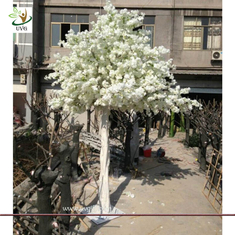 China UVG CHR060 3m White artificial tree japanese cherry blossom for wedding and planner supplier
