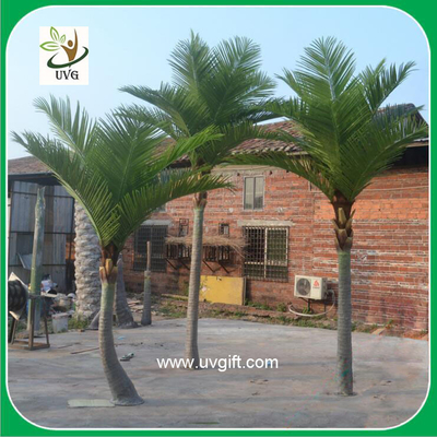 China UVG PTR019 indoor landscaping artificial mini palm trees for party decoration supplier
