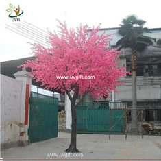 China UVG CHR117 buy cherry blossom tree with artificial flowers from china manufactory 6m tall supplier