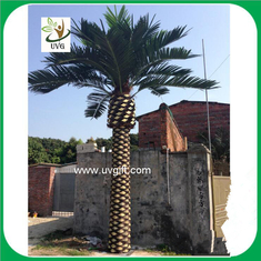 China UVG PTR030 large artificial canary date palm tree for outside garden decoration supplier