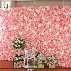 China UVG stunning artificial wedding decoration flower stand for bridal exhibition and party backdrops CHR1132 supplier
