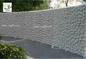 China UVG CHR1136 how to make a flower wall for wedding backdrops decoration supplier