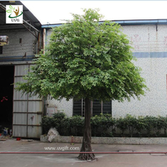 China UVG GRE040 17ft tall outdoor decorative artificial trees with fake banyan tree branch for park decoration supplier
