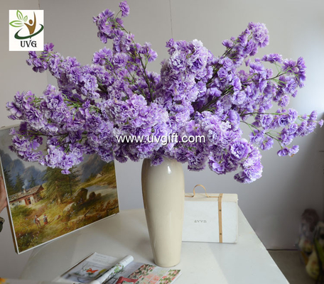 China UVG CHR130 artificial crape myrtle flowers decorative tree branches for party decoration supplier