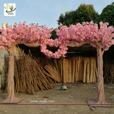 China UVG wedding design in artificial sakura tree with cherry blossom branches for decorations CHR115 supplier