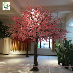 China UVG event and wedding indoor artificial trees with cherry blossom fake flowers for sale CHR171 supplier