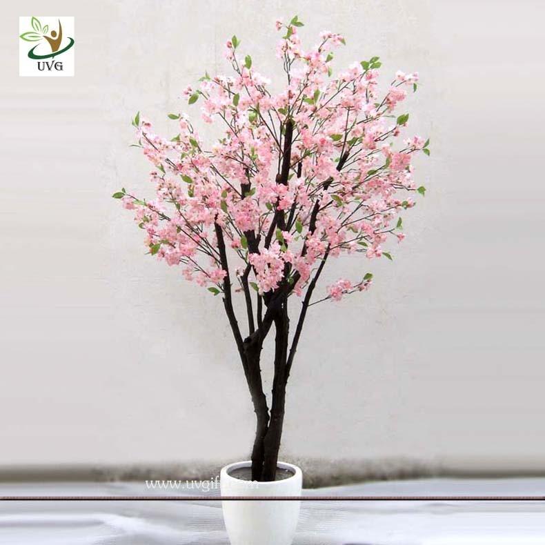 Uvg Chr056 Artificial Cherry Flower Big Bonsai Wedding Table Tree