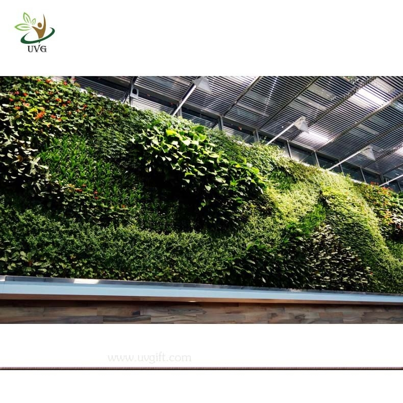 garden decking uvg grw016 artificial living wall decorative indoor plants home