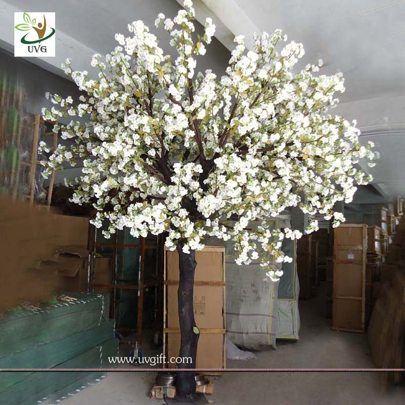 Uvg Planning A Wedding Fake White Cherry Blossom Tree For Indoor