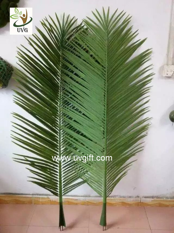 uvg ptr044 foxtail artificial coconut tree leaves wholesale in china for roof decoration. Black Bedroom Furniture Sets. Home Design Ideas