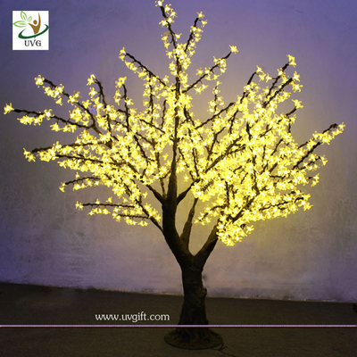 UVG Decoration Led Tree Lighting cherry blossom garden landscaping