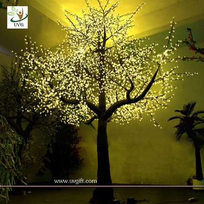 UVG Artificial Wedding tree LED Cherry Blossom Indoor Decoration