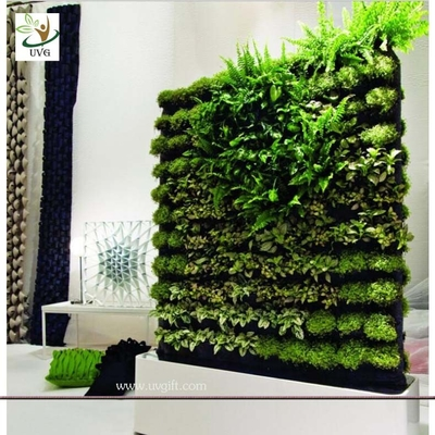 UVG GRW02 Vertical Green Wall wholesale fake plants meeting room landscaping
