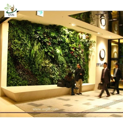 UVG GRW03 Artificial Plant Walls for indoor outdoor garden decoration