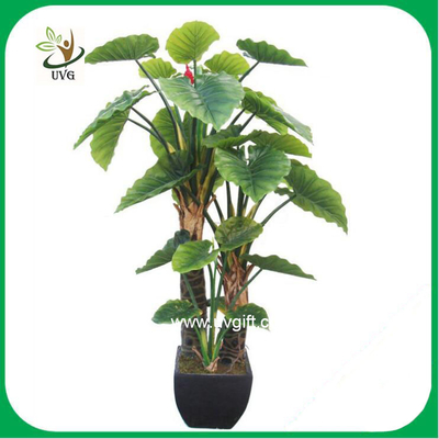 UVG PLT10 home garden centerpiece ideas plastic artificial indoor plant decor for table