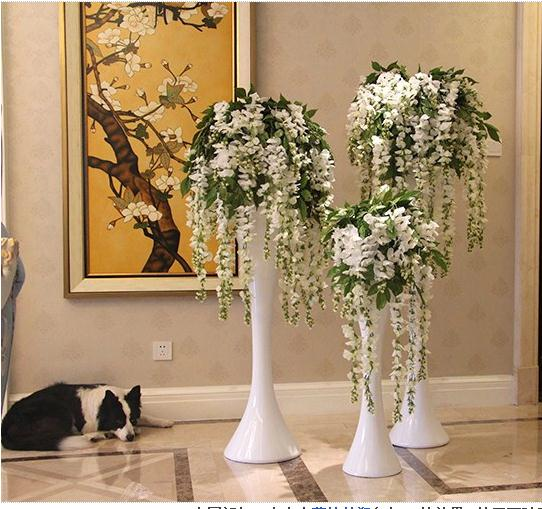 UVG Artificial Wisteria Flower Decoration Of Houses