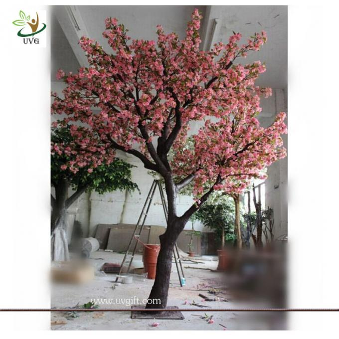 UVG wedding favours japanese cherry tree artificial blossoms for office decoration