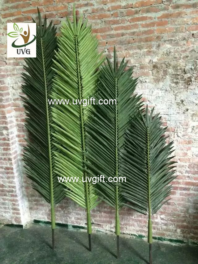 UVG PTR017 natural look fake coconut tree and palm leaves for indoor outdoor landsacaping