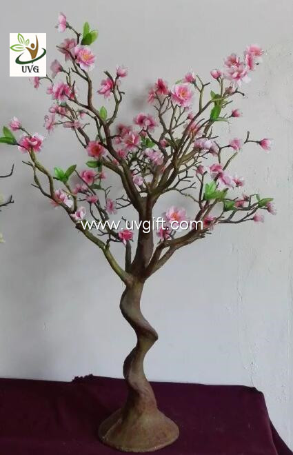 UVG latest wedding decoration table centerpieces artificial white dry tree without leaves
