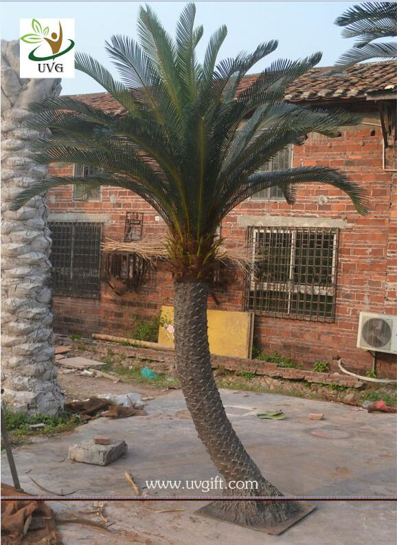 UVG PTR55 Decorative indoor palm tree artificial Phoenix hanceana Naud for park lanscaping