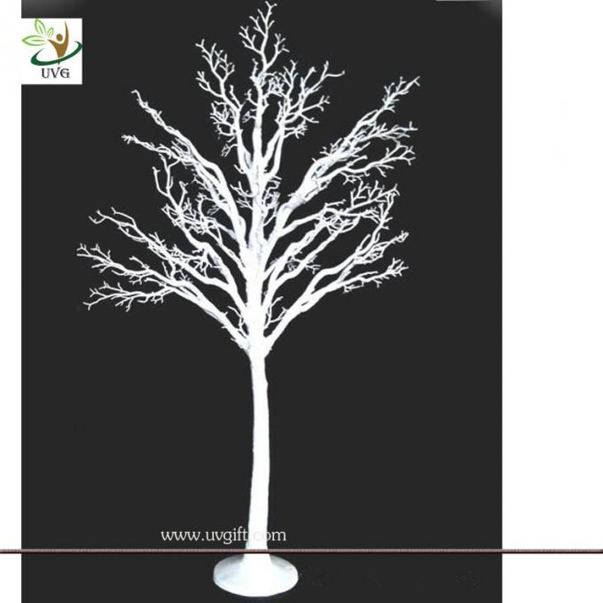 UVG DTR21 Wedding decoration table centerpiece artificial plastic tree with dry branches without leaves