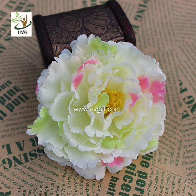 UVG diy wedding decorations with colorful silk fabric penoy cheap artificial flowers FPN118