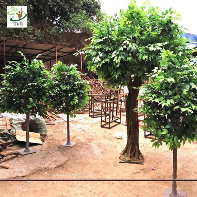 UVG artificial trees for home decor and indoor fake banyan tree for wedding room decoration GRE063