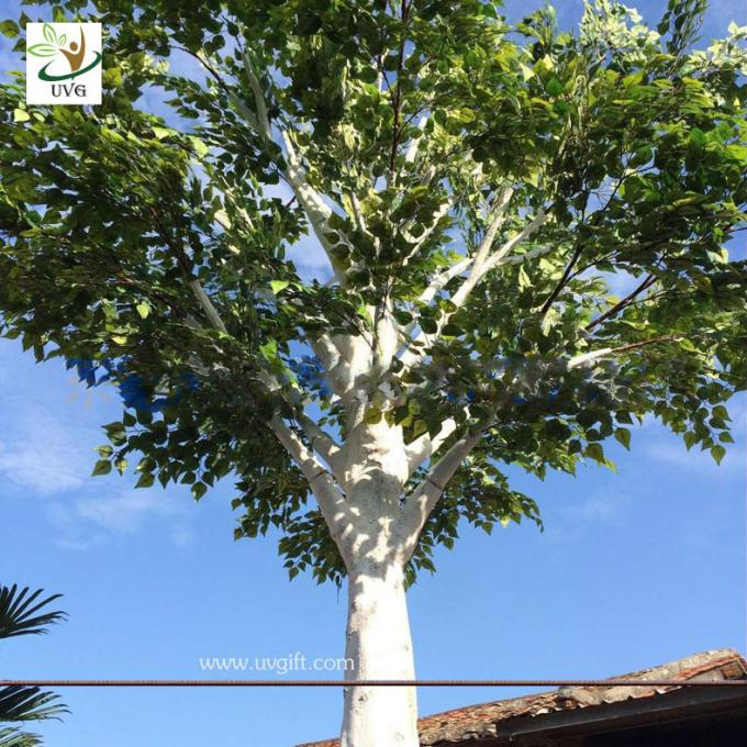 UVG 20 foot tall synthetic trees artificial ornamental trees with banyan branches best gift for engineers GRE067
